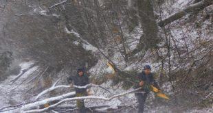 НЕВРЕМЕ У СРБИЈИ: Олуја oпустошила Брус, угрожено око 600 људи, у Ивањици 111 домаћинстава без струје 12