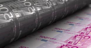 Европска централна банка почела масовно штампање евра! 1