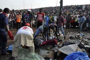 Нигериjа тражи подршку против Боко Харама, одустали од бројања тела