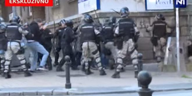 У Вишем суду у Београду настављено суђење седморици жандарма због бате Андреја 1