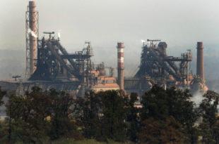 Железара ХБИС у Смедереву угасила једну високу пећ