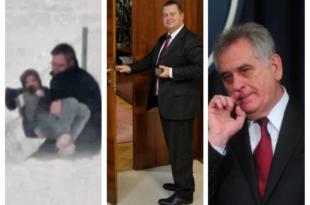 Фекетић, Че Гевара и жути људи 12