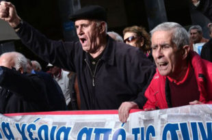 Предизборна грозница у Грчкој