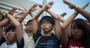 Хонгконг је показао пример - како се ломи кичма обојеној револуцији 5