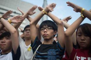 Хонгконг је показао пример - како се ломи кичма обојеној револуцији 10
