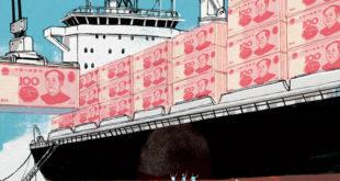 Кина први пут у историји постала нето извозник капитала 6