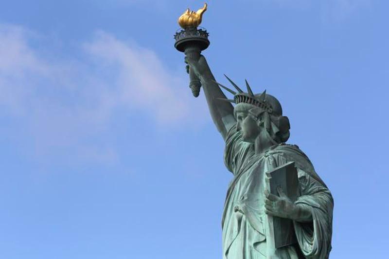Кип вавилонске богиње Иштар у Њу Јорки познатији као Кип Слободе