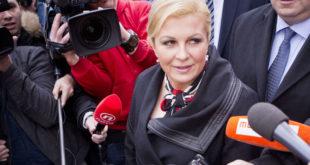 Колинда Грабар Китаровић можда и не буде председник Хрватске? 4