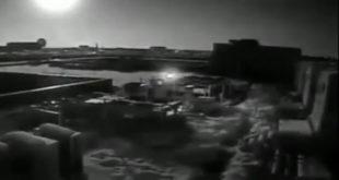 Метеор уплашио Румуне, ''запалио'' небо над Букурештом (видео) 4