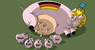 Меркелова: Мере ЕЦБ недовољне јер дугови ПИГС-а почињу да нагризају и немачки БДП 5