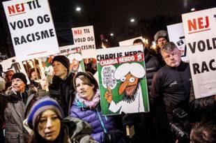 Данска PEGIDA организовала антиисламске протесте у Копенхагену, Орхусу и Есбергу