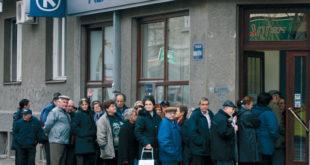 Смањење пензија у Србији се наставља 8