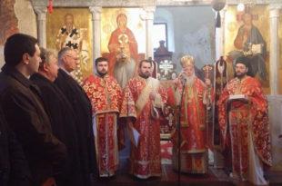 Владици Филарету прети смена због давања одликовања Војиславу Шешељу 4