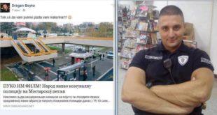 ОВО ВИ ПЛАЋАТЕ! Комунални полицајац признао да је претио грађанима али само онима на друштвеним мрежама и форумима?! 5