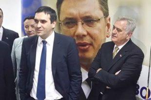 Крагујевац: Напредњаци исукали ножеве и само што се не порокају између себе 1