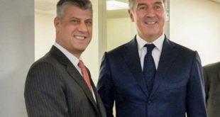 Мило и Тачи као политички близанци Балкана 1