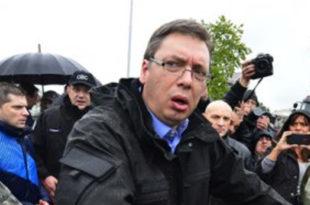 Радомир Батуран: Пропагандни дефетизам председника Србије
