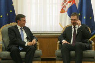 АЈДЕ! Београд да не условљава дијалог са шиптарско терористичком бандом Трепчом. Какав бре дијалог, о чему фантазирате Енглези?