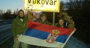 Достојни Павелића и НДХ-азије! Срби ухапшени због фотографије са српском заставом 7