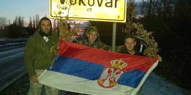 Достојни Павелића и НДХ-азије! Срби ухапшени због фотографије са српском заставом 1