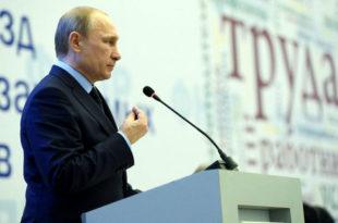 ПУТИН: Можда се некима свиђа да живе под полуокупацијом - Русија на то не пристаје 10