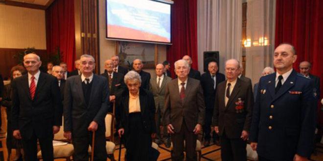 Поводом 70 година од победе над фашизмом Русија доделила медаље ветеранима Другог светског рата из Београда