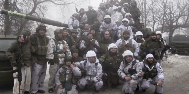 Командоси ДНР у центру Дебаљцева, ликвидиран заменик команданта снага кијевског режима 1