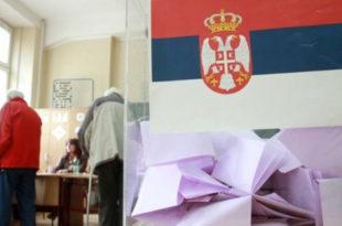 РИК: На изборима укупно 6.724.172 бирача