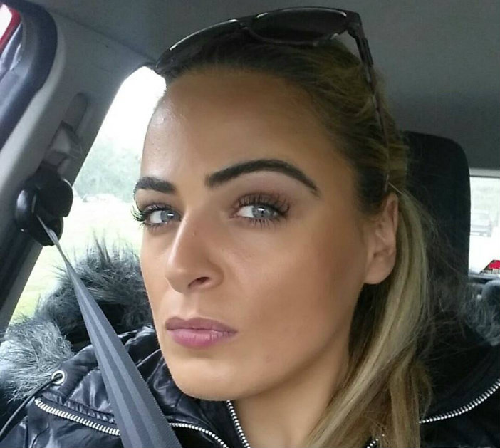 Милена Табаковић, ћерка – иста као и сва остала деца у Србији