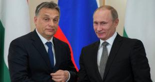 Енергетска питања у центру Путинове посете Мађарској (видео) 2