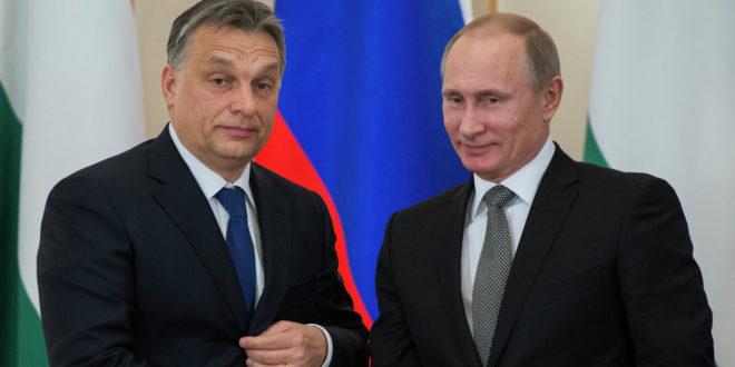 Енергетска питања у центру Путинове посете Мађарској (видео) 1