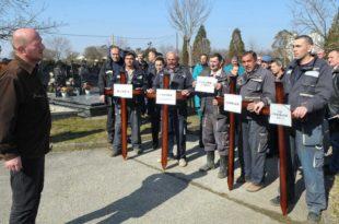 Kрагујевац: Радници ЈKП Водовод и канализација одржали једночасовни штрајк, траже веће плате