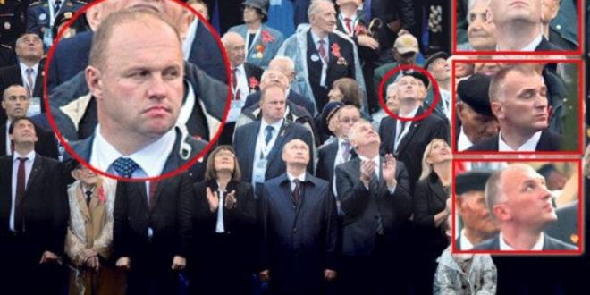 Српски државни врх чува ко стигне 1