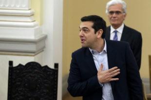 Ципрас – за разлику од Вучића – одбија да пристане на смањење плата и пензија
