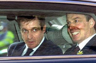 Алистер Кембел, саветник Тонија Блера у време НАТО бомбардовања Србије, подучавао службенике Владе Србије