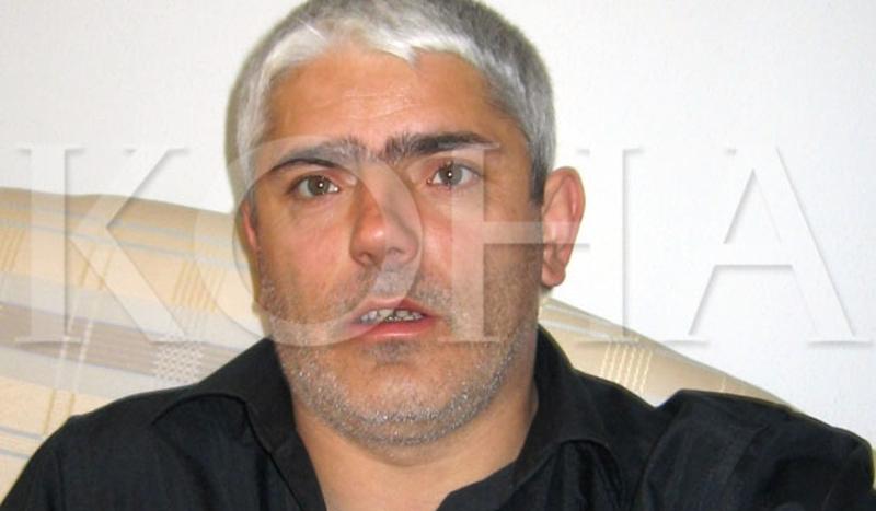 """Фљорим Ејупи, један од терориста одговорних за напад на аутобус """"Ниш-експреса"""" код Ливадица, Подујево. Он је активирао експлозив. Побегао под јако сумњивим околностима из америчког кампа """"Бондстил"""""""