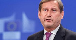 Европски комесар Јоханес Хан отишао као попишан из Скопља 12
