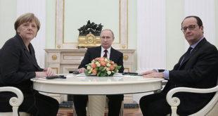 ЏАБА КРЕЧИТЕ! Меркелова и Оланд сатима разговарали са Путином о украјинској кризи 7