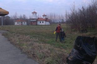 Срби, очистите своја села, градове и насеља од ђубрета да се не срамотимо!