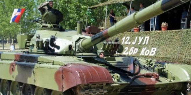 Српска војска тигар од папира