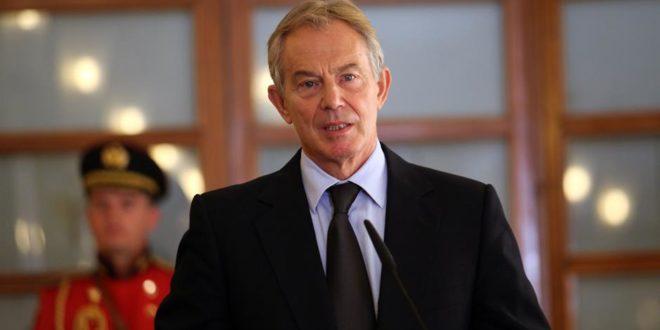 Ратни злочинац Тони Блер одржао предавање српским министрима 1