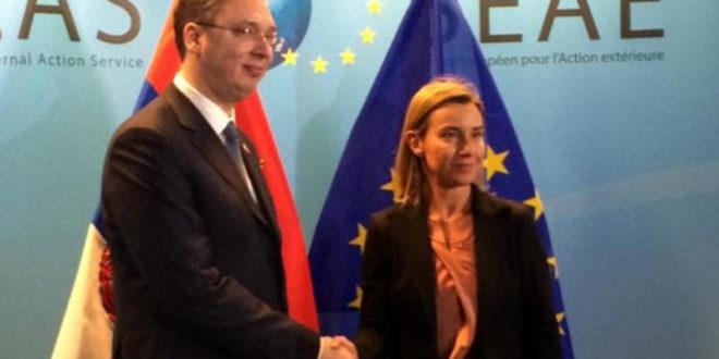 ЕУ поставила нове услове (преписала шиптарске захтеве) Србији за преговоре о поглављу 35 које се односи на КиМ 1