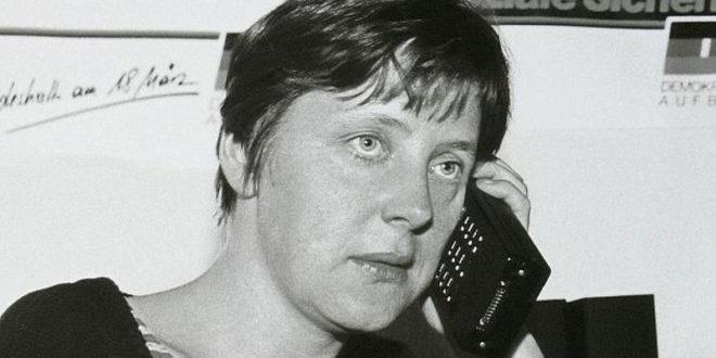 "Ангела Меркел ака Доротеа Каснер - шифровано име ""Анита"""