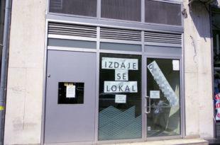 Привреда у Београду замире, у граду све више празних локала 6