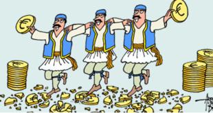 Грчка напушта еврозону и прелази на долар?