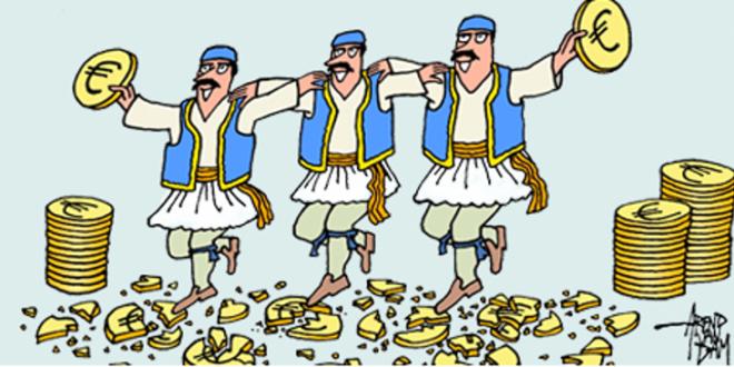 Грчка економија у горем стању него што се веровало 1