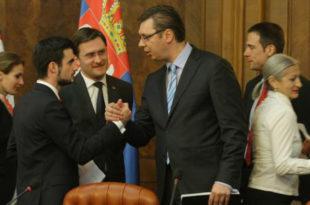 ДСС: Вучићев експерт Лазар Крстић коштао Србију 1,1 милијарду евра 2