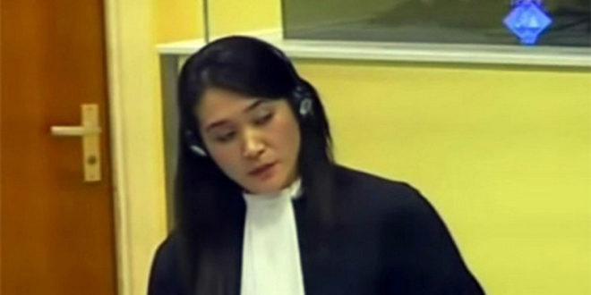 ХИТ ВИДЕО ИЗ ХАГА: Тужитељка питала сведока да ли је лично познавао Кулина бана (видео) 1