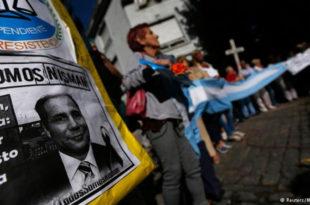 Обавештајна служба Аргентине против обавештајаца САД и Израела