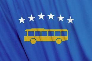 Такозвана независна република Косовo добила је нову заставу, грб и химну